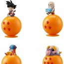 Dragon Ball - Chokon To Nokkaru Dragon Ball (Set of 4)
