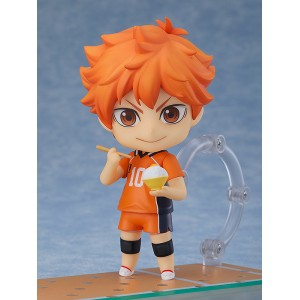 No.1411 - HAIKYU!! TO THE TOP - Nendoroid Hinata Shoyo The New Karasuno Ver.