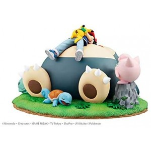 Pokemon - G.E.M.Series Snorlax and Good Night