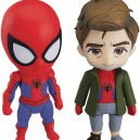 No.1498-DX - Spider-Man: Into the Spider-Verse - Nendoroid Peter Parker Spider-Verse Ver. DX