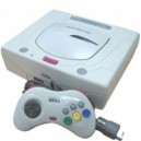 Usada Consola Sega Saturn White Version